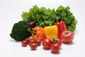 ビタミンを多く含む食材