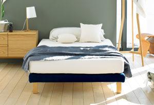 睡眠の質を高めるベッド